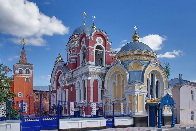 Экскурсия Задонск-Елец (Липецкая область)